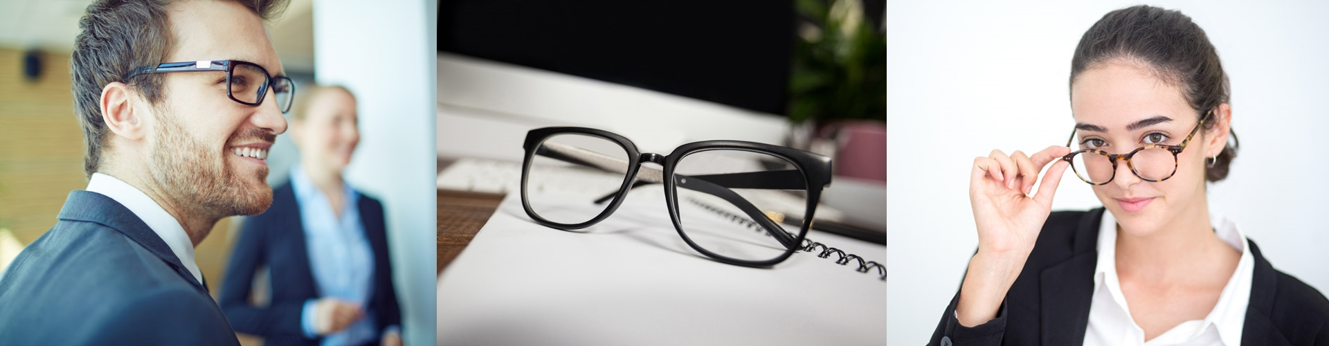Prescription Glasses from £12